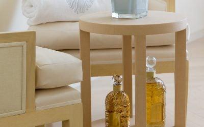 La maison Française de linge RKF Luxury Linen équipe les Spas des grandes marques cosmétiques depuis 20 ans.
